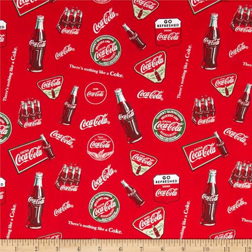 Coke Toss