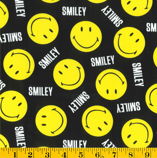 Smileys Black