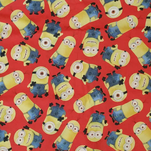 Minions on Red